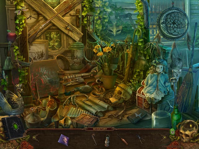 Game screenshot 2 Witches' Legacy: The Charleston Curse Collector's Edition
