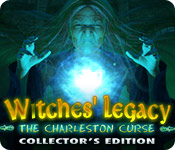Witches' Legacy: The Charleston Curse Collector's Edition depiction