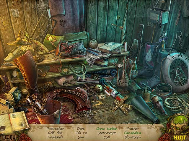 Game screenshot 2 Witches' Legacy: The Charleston Curse