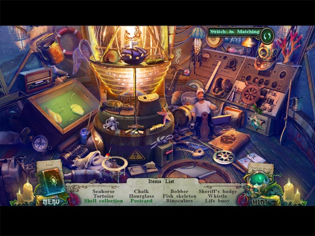 Game screenshot 1 Witches' Legacy: The Ties That Bind Collector's Edition
