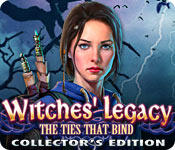 Witches' Legacy 4: The Ties That Bind Collector's Edition - Mac