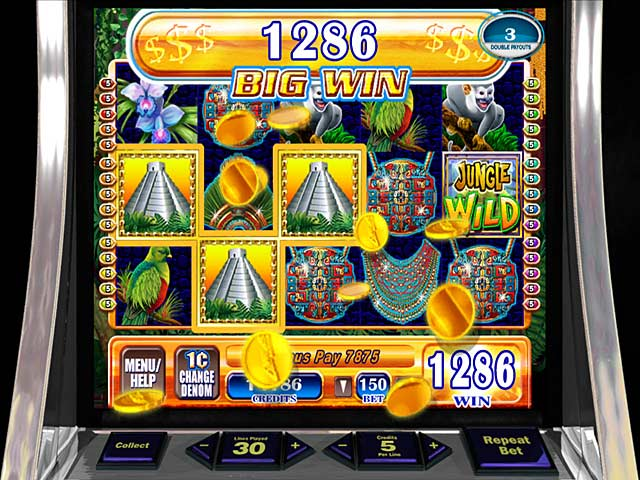 Game screenshot 3 WMS Jungle Wild Slot Machine
