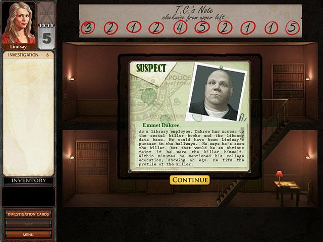 Game screenshot 3 James Patterson's Women's Murder Club: Twice in a Blue Moon