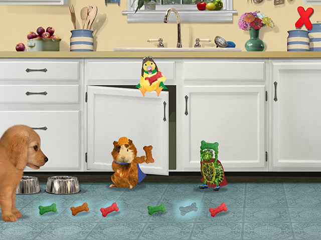 Game screenshot 1 Wonder Pets Save the Puppy