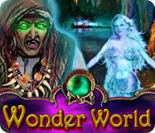 Feature screenshot game Wonder World