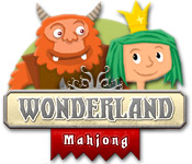 Feature screenshot game Wonderland Mahjong