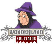 Wonderland Solitaire feature