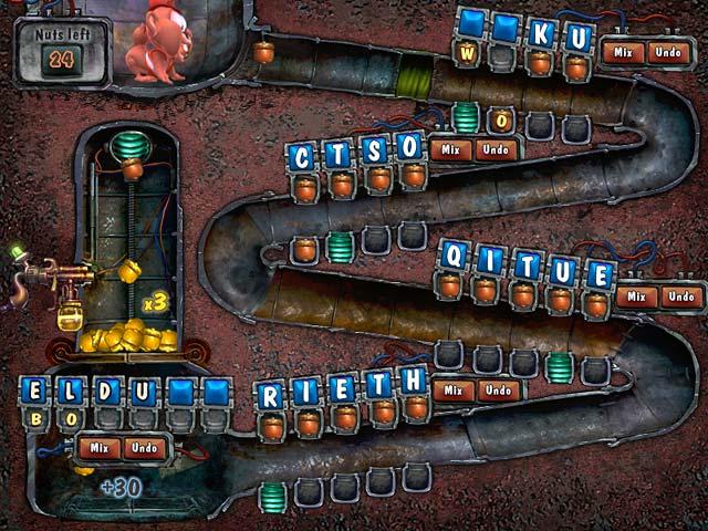 Game screenshot 2 Word Whomp  Underground