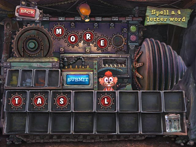 Game screenshot 3 Word Whomp  Underground