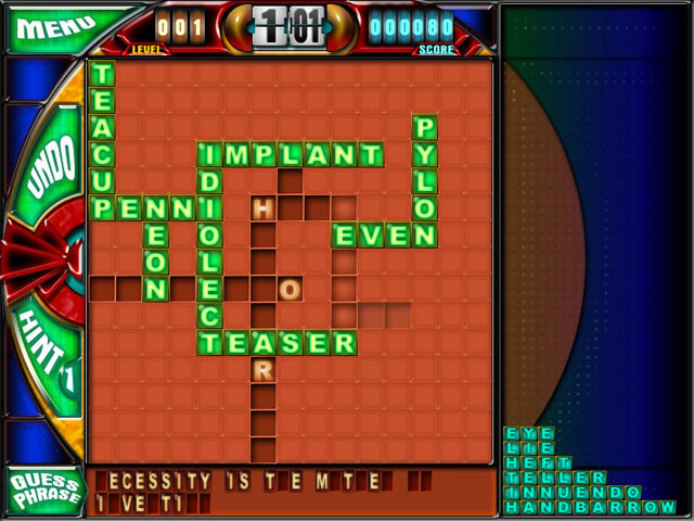 Game screenshot 2 Word Cross
