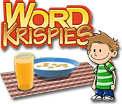 Feature screenshot game Word Krispies