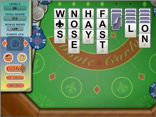 Game screenshot 2 Word Monaco
