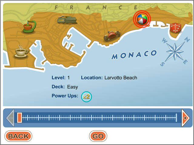 Game screenshot 3 Word Monaco