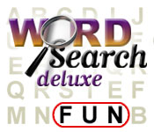 Feature screenshot game Word Search Deluxe