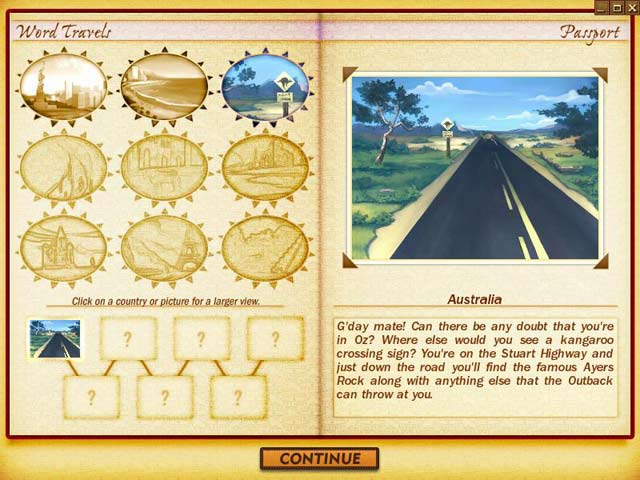 Game screenshot 3 Word Travels