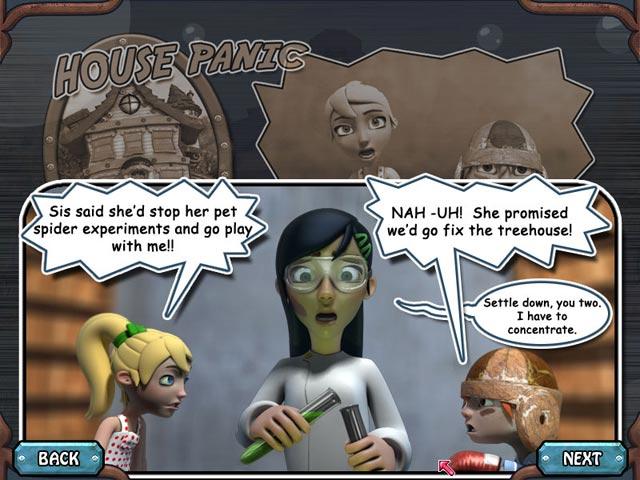 Game screenshot 2 Word Web Deluxe