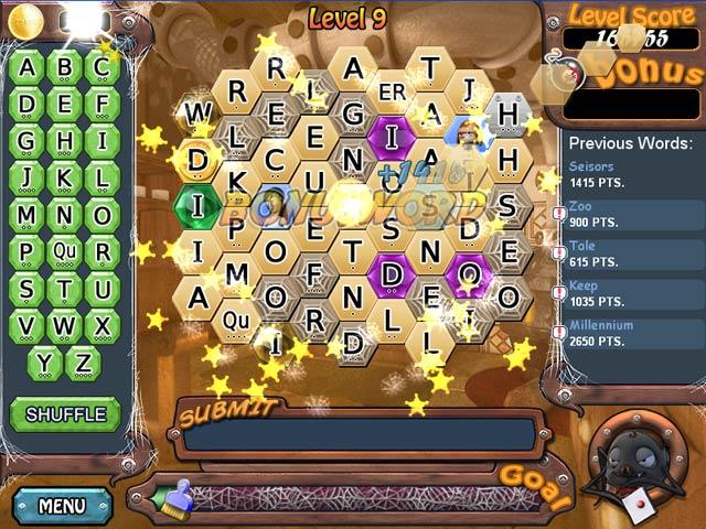 Game screenshot 3 Word Web Deluxe