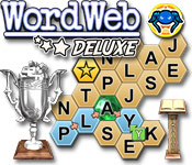 Feature screenshot game Word Web Deluxe