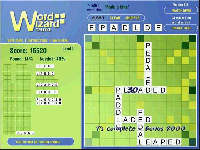 Video for Word Wizard Deluxe