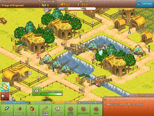 Game screenshot 1 World of Zellians