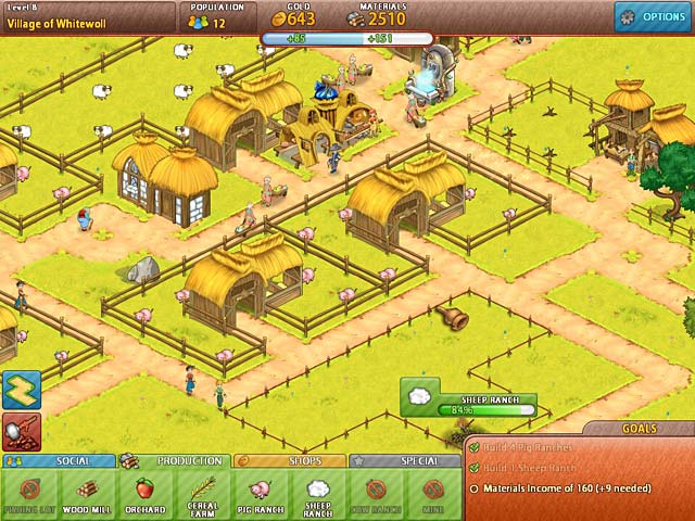 Game screenshot 3 World of Zellians