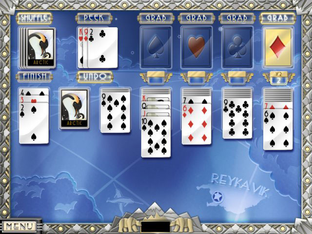 Game screenshot 1 World Class Solitaire