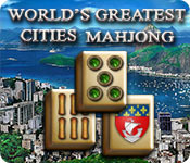 World's Greatest Cities Mahjong Screen