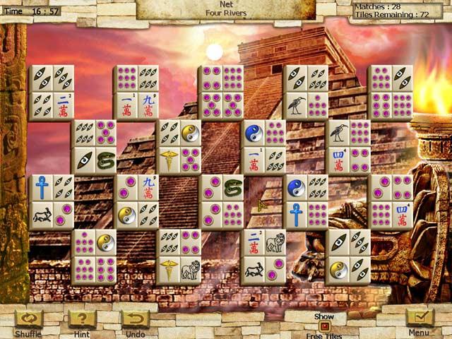 Game screenshot 2 World's Greatest Places Mahjong