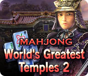World's Greatest Temples Mahjong 2 - Mac