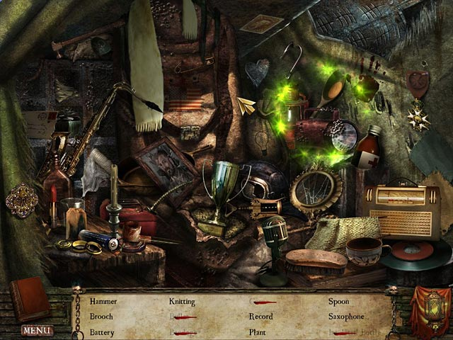 Game screenshot 1 Written Legends: Nightmare at Sea