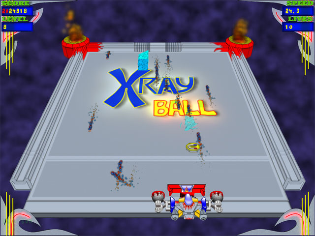 Video for X-Ray Ball