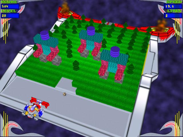 Spiele Screenshot 2 X-Ray Ball