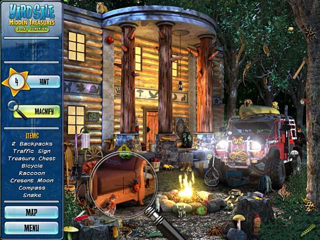 Treasure Games