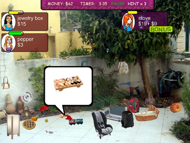 Game screenshot 3 Yard Sale Junkie