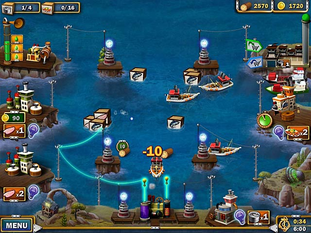 Youda Fisherman – Mac Screenshot-3