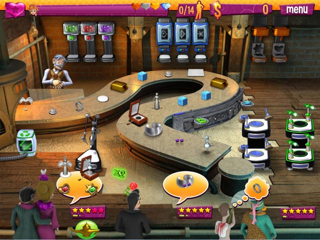 burger shop game  free full version