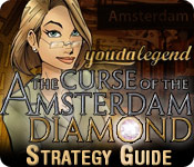 Youda Legend: The Curse of the Amsterdam Diamond Strategy Guide