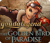 Youda Legend: The Golden Bird of Paradise - Mac