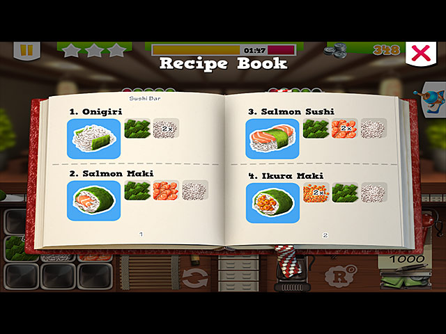 Game screenshot 2 Youda Sushi Chef 2