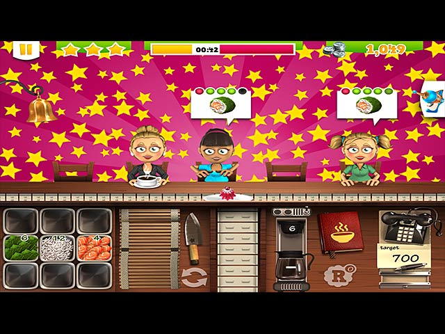 Game screenshot 3 Youda Sushi Chef 2