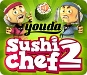 Feature screenshot game Youda Sushi Chef 2