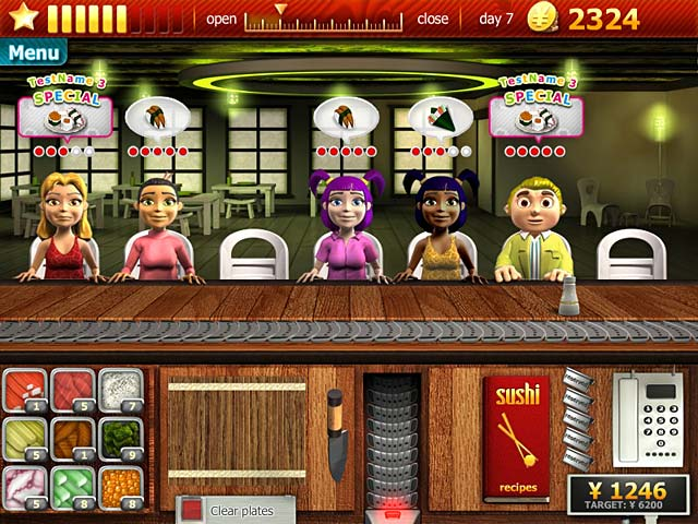 Youda Sushi Chef Gt Ipad Iphone Android Mac Amp Pc Game