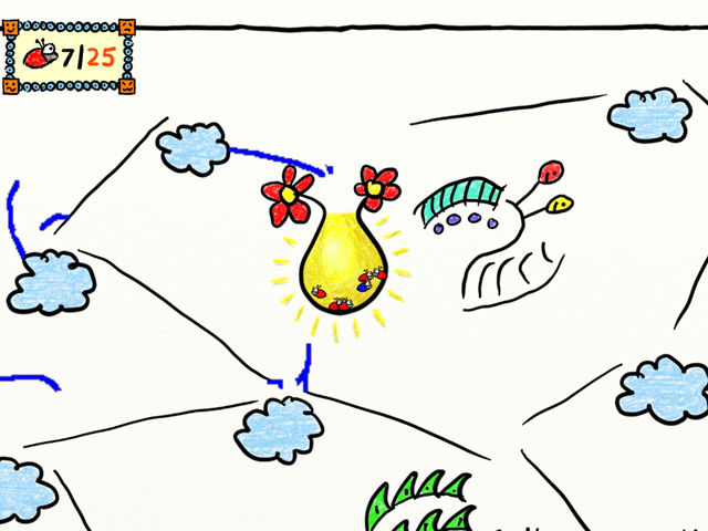 Game screenshot 2 Your Doodles Are Bugged