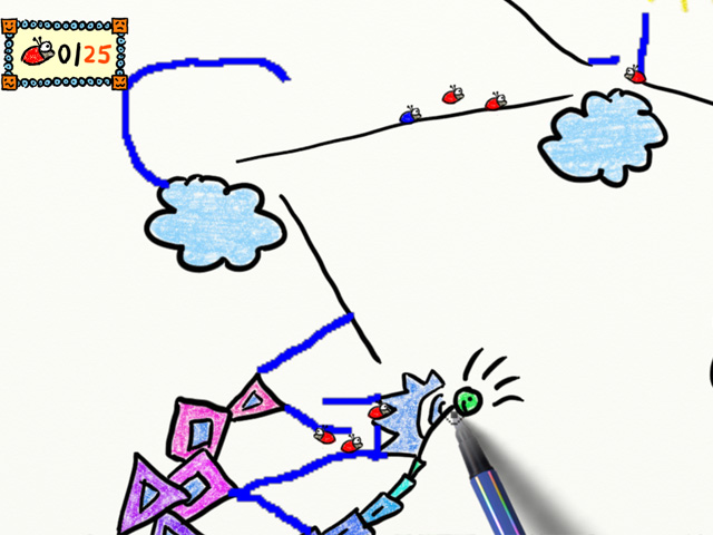 Game screenshot 3 Your Doodles Are Bugged