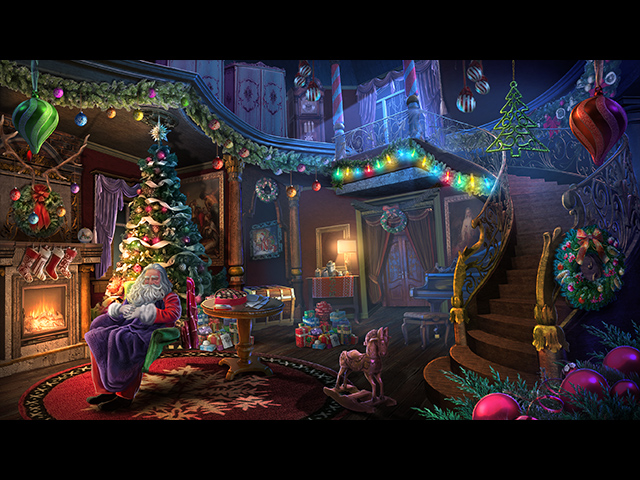 Yuletide Legends: Who Framed Santa Claus Collector's Edition img