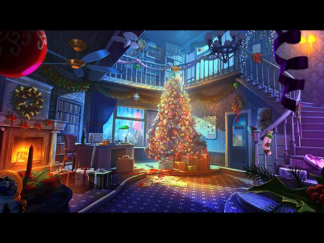 Yuletide Legends: Who Framed Santa Claus img