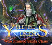 Yuletide Legends: Who Framed Santa Claus Walkthrough