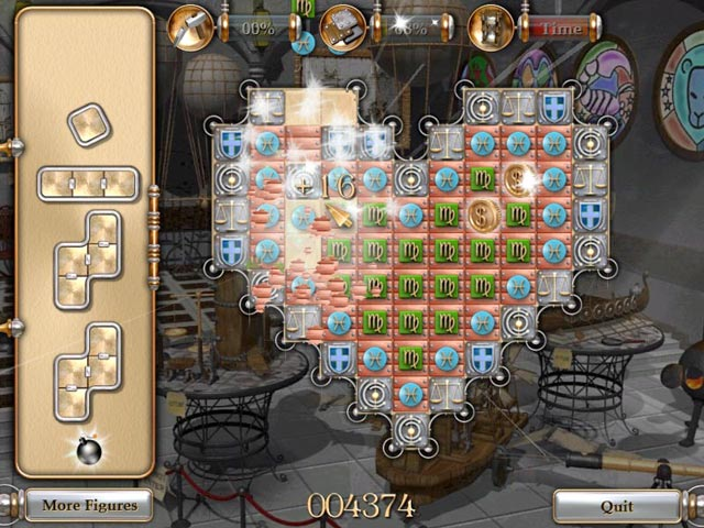 Game screenshot 1 Zodiac Tower