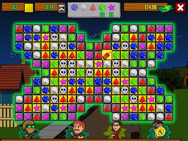Game screenshot 2 Zombie Jewel