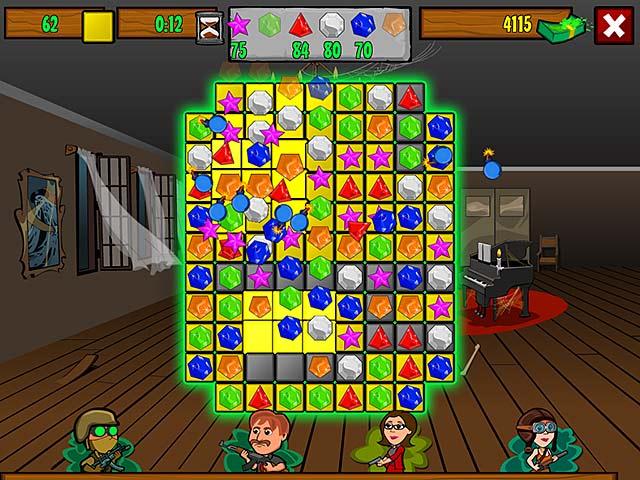 Game screenshot 3 Zombie Jewel